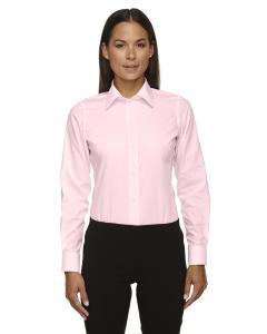 Pink Ladies Crown Woven Collection Solid Broadcloth