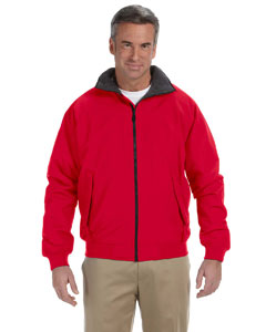 Red Men's Three-Season Classic Jacket