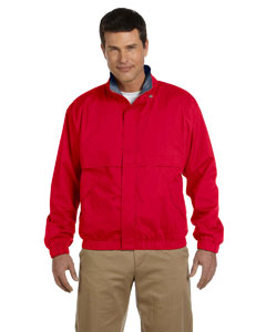 Red/navy Men's Clubhouse Jacket
