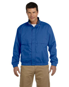 True Royal/navy Men's Clubhouse Jacket