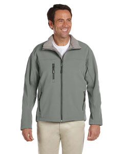 Charcoal Men's Soft Shell Jacket