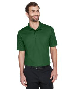 Forest CrownLux Performance Men's Plaited Polo