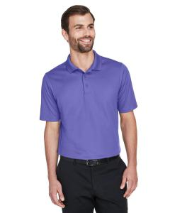 Grape CrownLux Performance Men's Plaited Polo