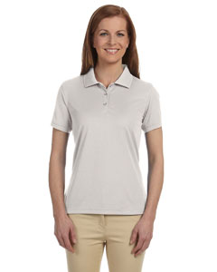 Putty Women's Dri-Fast™ Advantage™ Solid Mesh Polo