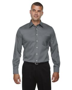Graphite Men's Tall Crown Woven Collection™ Solid Stretch Twill