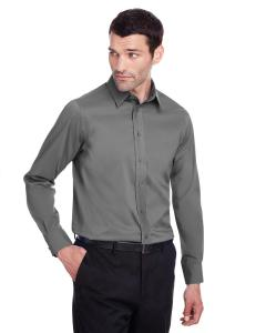 Graphite Men's Crown Collection™ Stretch Broadcloth Slim Fit Shirt
