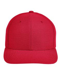 Red CrownLux Performance™ by Flexfit Adult Cap