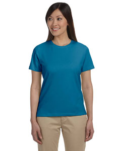 Blue Aster Women's Stretch Jersey T-Shirt