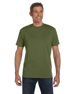 Olive 5.5 oz., 100% Organic Cotton Classic Short-Sleeve T-Shirt
