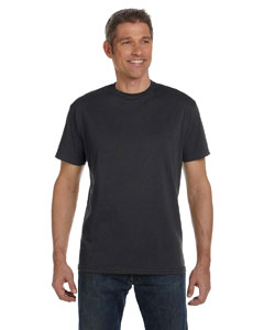 Charcoal 5.5 oz., 100% Organic Cotton Classic Short-Sleeve T-Shirt
