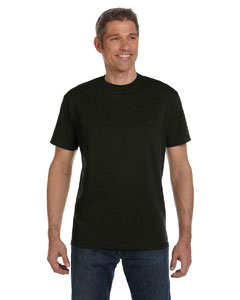 Black 5.5 oz., 100% Organic Cotton Classic Short-Sleeve T-Shirt