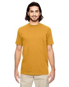 Beehive Men's 5.5 oz. 100% Organic Cotton Classic Short-Sleeve T-Shirt