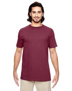 Manzanita Men's 5.5 oz. 100% Organic Cotton Classic Short-Sleeve T-Shirt