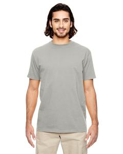Dolphin Men's 5.5 oz. 100% Organic Cotton Classic Short-Sleeve T-Shirt