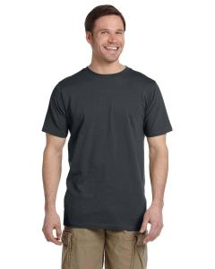 Charcoal Men's 4.4 oz. Ringspun Fashion T-Shirt