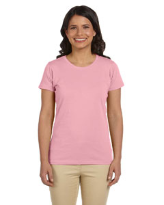 Blossom Women's 4.4 oz., 100% Organic Cotton Short-Sleeve T-Shirt