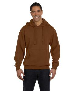 Legacy Brown 9 oz. Organic/Recycled Pullover Hood