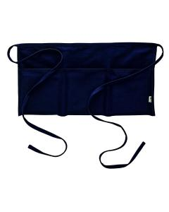 Navy Organic/Recycled Point Apron