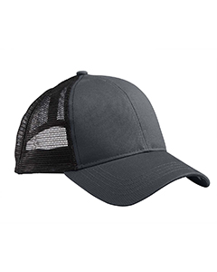 Charcoal/black Eco Trucker Organic/Recycled