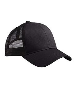 Black/black Eco Trucker Organic/Recycled