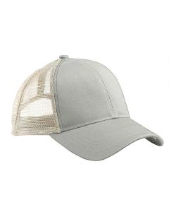 Dolphin/ White Eco Trucker Organic/Recycled