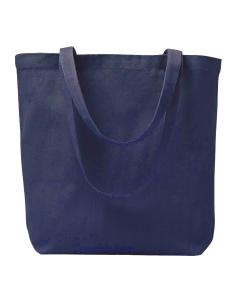 Nautical 7 oz. Recycled Cotton Everyday Tote