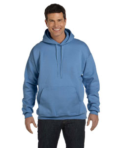 Carolina Blue 9.7 oz. Ultimate Cotton® 90/10 Pullover Hood