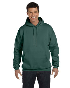 Deep Forest 9.7 oz. Ultimate Cotton® 90/10 Pullover Hood
