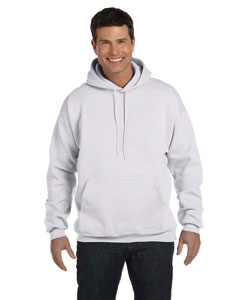 Ash Adult 9.7 oz. Ultimate Cotton® 90/10 Pullover Hood
