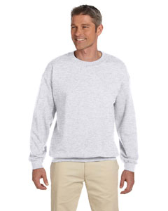 Ash 9.7 oz. Ultimate Cotton® 90/10 Fleece Crew