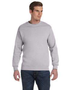 Sport Grey DryBlend™ 9.3 oz., 50/50 Fleece Crew