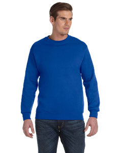 Royal DryBlend™ 9.3 oz., 50/50 Fleece Crew