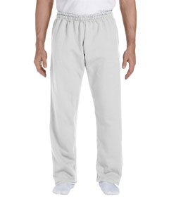 Ash DryBlend™ 9.3 oz., 50/50 Open-Bottom Sweatpants