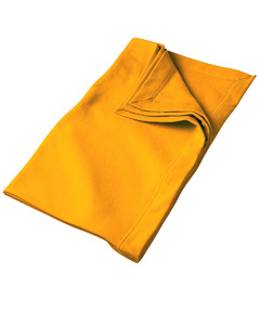 Gold DryBlend® 9 oz. Fleece Stadium Blanket