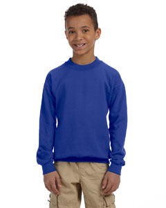 Royal Heavy Blend™ Youth 8 oz., 50/50 Fleece Crew