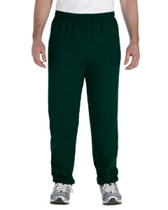 Forest Green Adult Heavy Blend™ 8 oz. 50/50 Sweatpants