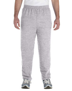 Sport Grey Adult Heavy Blend™ 8 oz. 50/50 Sweatpants