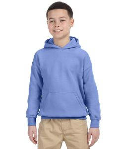Violet Heavy Blend™ Youth 8 oz., 50/50 Hood