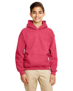 Hth Spt Scrlt Rd Heavy Blend™ Youth 8 oz., 50/50 Hood