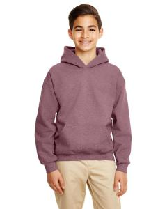 Ht Sp Dkr Maroon Heavy Blend™ Youth 8 oz., 50/50 Hood