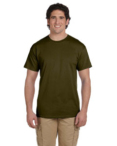 Olive Ultra Cotton® 6 oz. T-Shirt