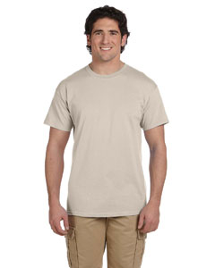 Sand Ultra Cotton® 6 oz. T-Shirt
