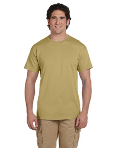 Tan Ultra Cotton® 6 oz. T-Shirt