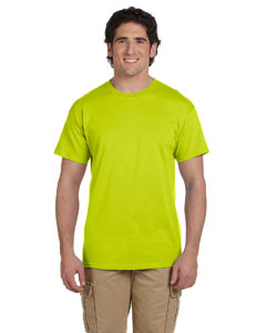 Safety Green Ultra Cotton® 6 oz. T-Shirt