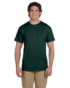 Forest Green Ultra Cotton® 6 oz. T-Shirt