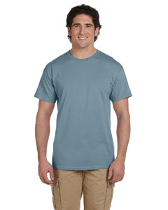 Stone Blue Ultra Cotton® 6 oz. T-Shirt