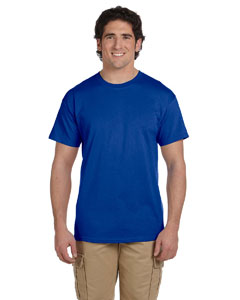 Metro Blue Ultra Cotton® 6 oz. T-Shirt