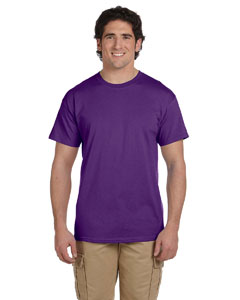 Purple Ultra Cotton® 6 oz. T-Shirt