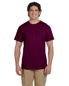 Maroon Ultra Cotton® 6 oz. T-Shirt