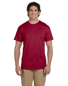 Cardinal Red Ultra Cotton® 6 oz. T-Shirt